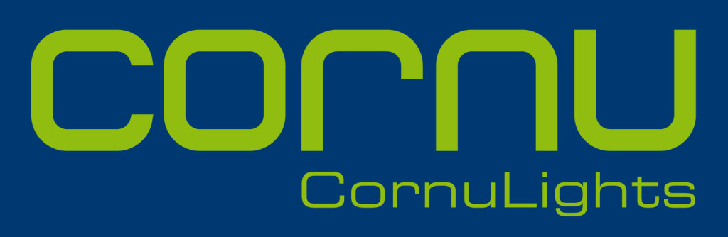 logo_cornulights_auf blau_small