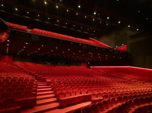 Theater 11 Zuerich_Saal seitlich